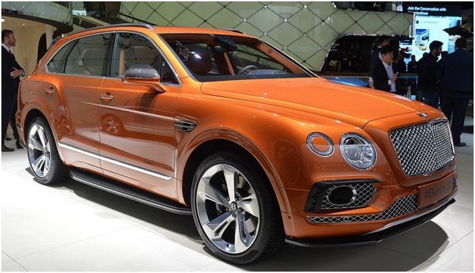 Лучшие автомобили на Женевском салоне 2016