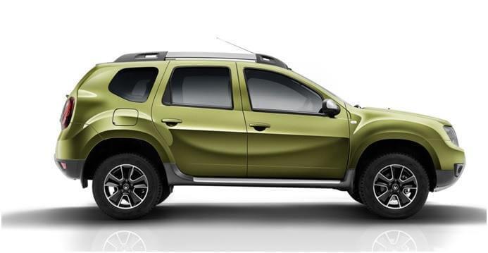 Renault duster в 2016 оказался самым востребованным кроссовером у Россиян.