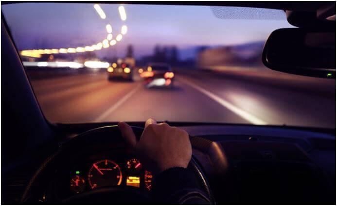 Первые признаки переутомления за рулём