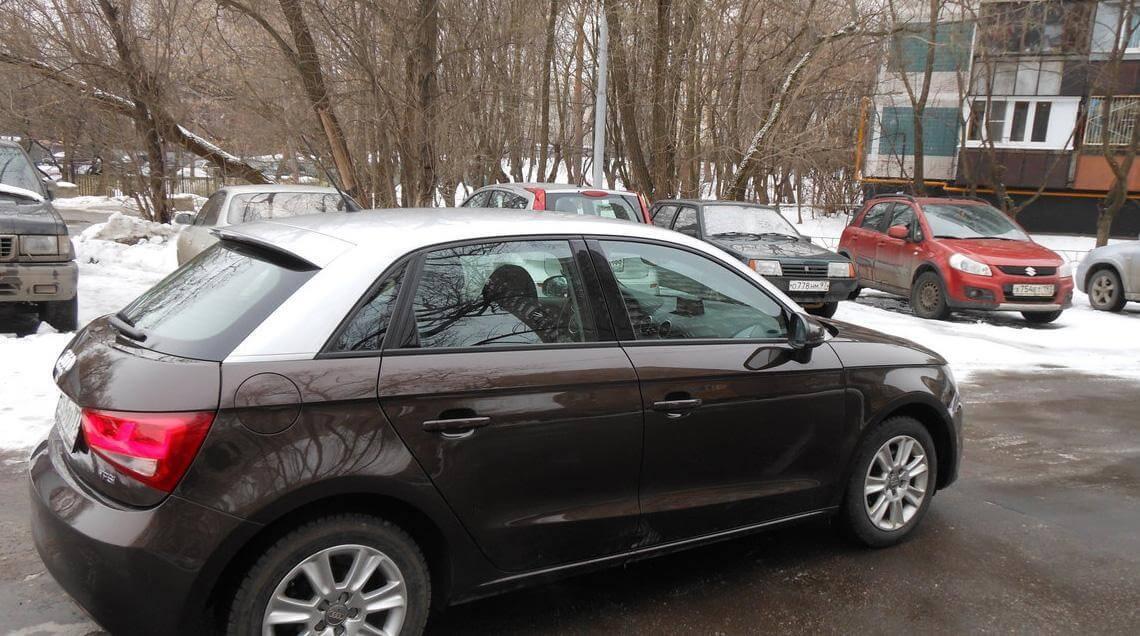 Audi A1 2013 год 1.4 (122 л.с.) отзыв автовладельца