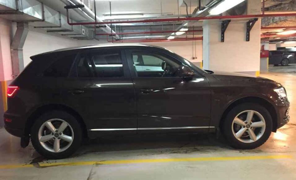 Audi Q5 2011, кроссовер, 2.0 л., автомат, бензиновый отзыв автовладельца