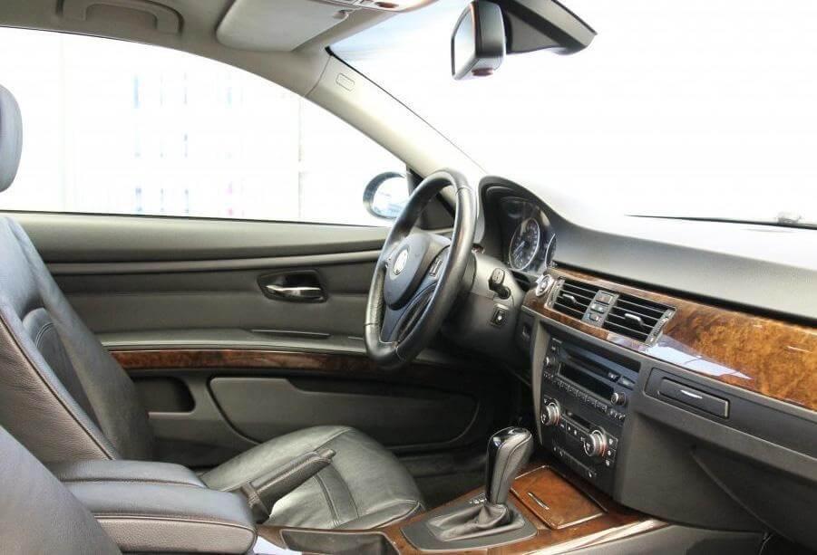BMW 3er 320d xDrive 2.0d AT (184 л.с.) 4WD отзыв автовладельца