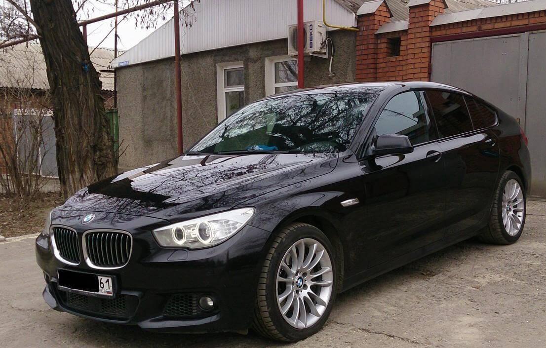 Bmw 5 GT серии 2012 год отзыв автовладельца