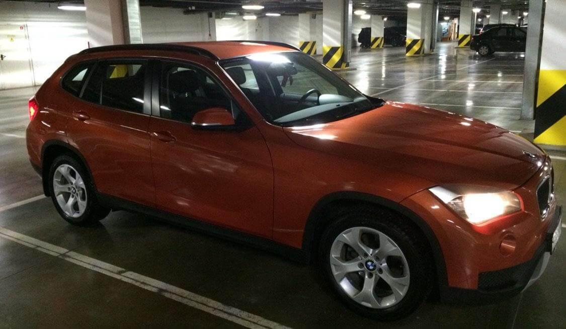 BMW X1 (E84) 2.0 150 ЛС 2014  отзыв автовладельца