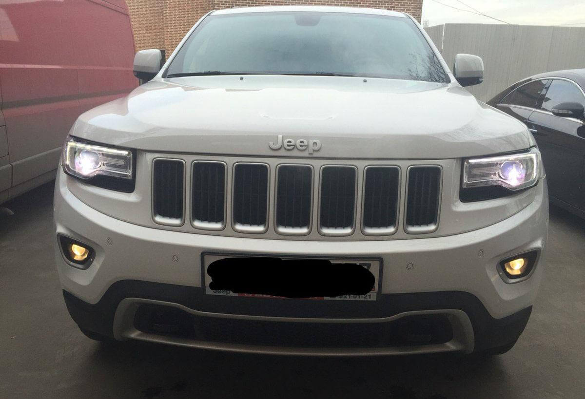Jeep Grand Cherokee 4 2014 год 3,6 241 лс отзыв автовладельца