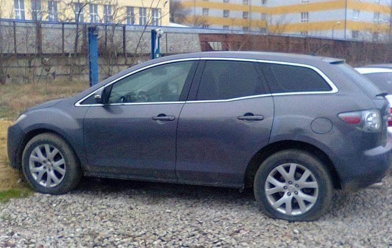 Mazda CX-7 2.5 AT (163 л.с.) 2010 отзыв автовладельца