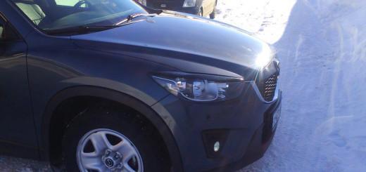 Mazda, CX-5, 2.5 AT, (192 л.с.), 4WD отзыв автовладельца