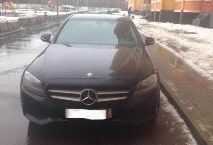 Mercedes C class 4 w205 180 лс 1,6 ат 2014 год отзыв автовладельца