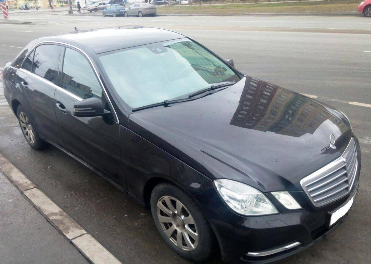 Mercedes-Benz E-klasse 200 1.8 AT (184 л.с.) отзыв автовладельца