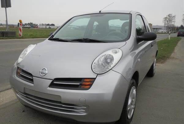 Nissan Micra 2006 год, объем 1,2 отзыв автовладельца