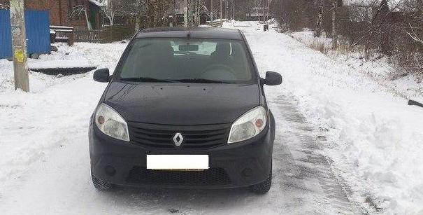 Renault Sandero 2011, хетчбэк, 1.6 л., механика, бензиновый отзыв автовладельца