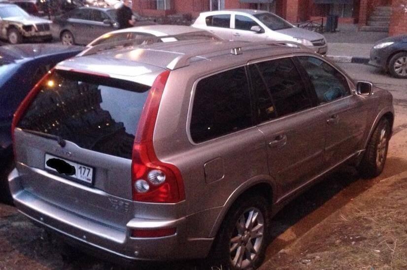 Volvo XC90 2.5 AT (210 л.с.) 4WD отзыв автовладельца