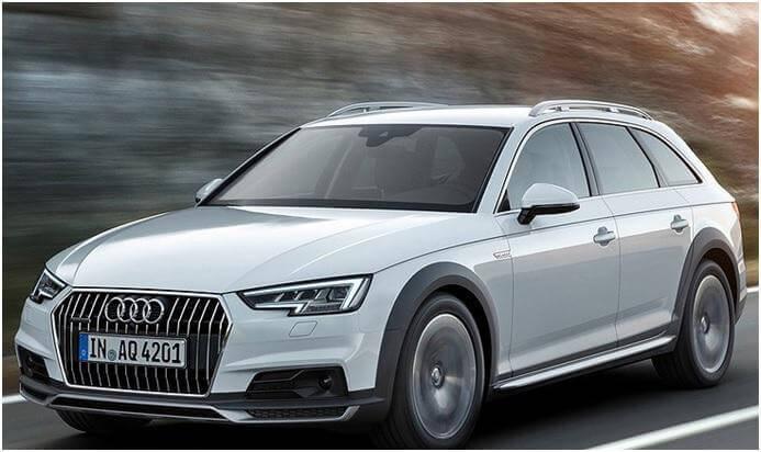 В Европе объявлен старт продаж нового универсала Audi A4.