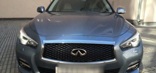 Infiniti Q50 2.0 л 211 л.с. бензин 2015 Автомат отзыв автовладельца
