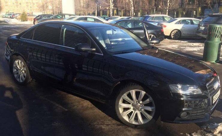 Audi A4 V8 2.0 л, 225 л.с. бензин 2014 год отзыв автовладельца