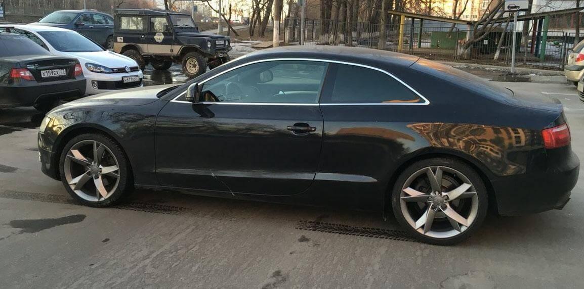 Audi A5 I 1.8 л 160 л.с. бензин акпп 2011 год отзыв автовладельца
