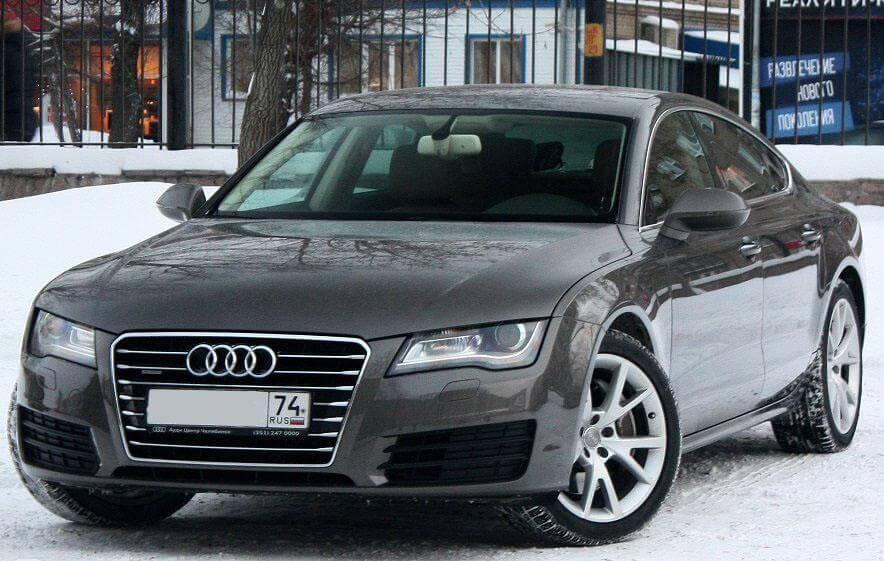 Audi A7 I 2.8 л 204 л.с. бензин автомат 2010 год отзыв автовладельца