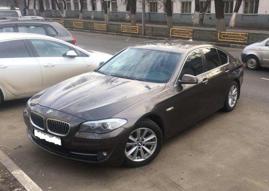 BMW 5 SERIES 6 ПОКОЛЕНИЕ 2.0 л 184 л.с. бензин 2014 отзыв автовладельца