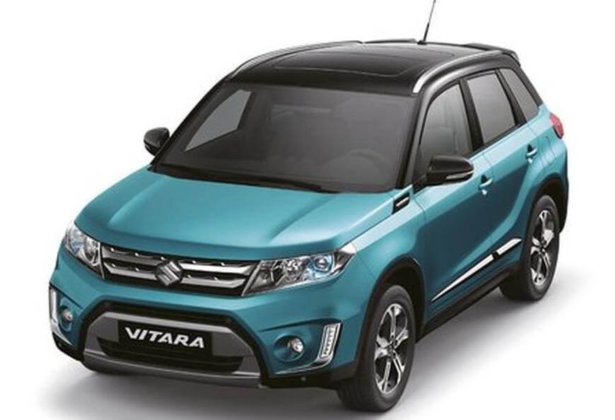 Suzuki Vitara II 1.6 л / 117 л.с. / бензин автомат 2016 отзыв автовладельца