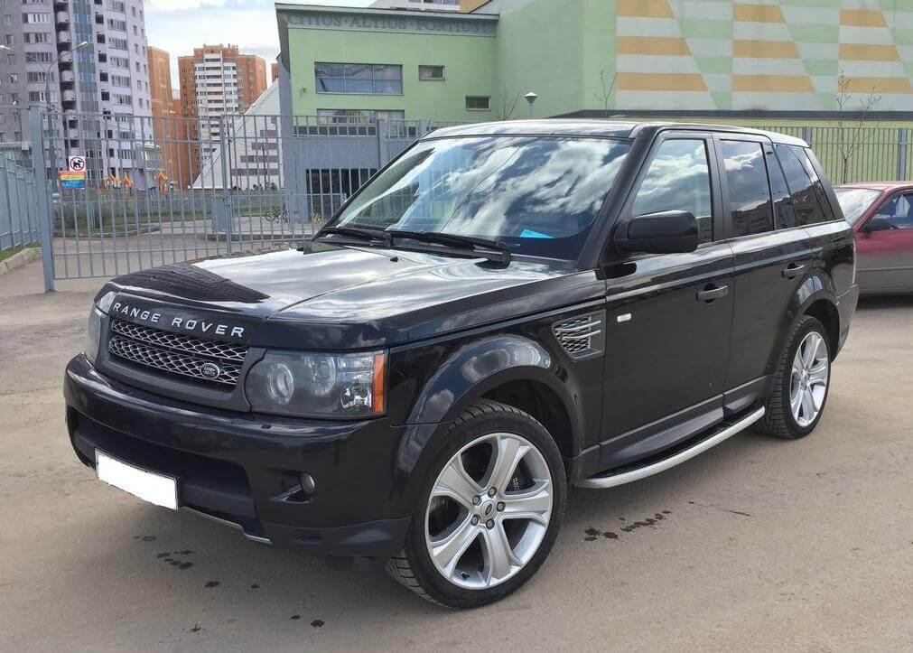 Land Rover Range Rover Sport I3.6 л / 272 л.с. / дизель автомат 2010 отзыв автовладельца
