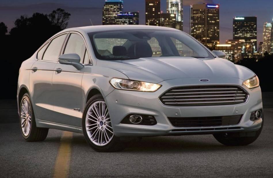 Ford Mondeo V 2.5 л 149 л.с. бензин АВТОМАТ 2016 отзыв автовладельца