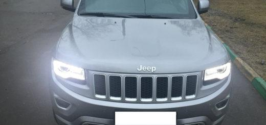Jeep Grand Cherokee IV 3.0 л 241 л.с. дизель 2014 автомат отзыв автовладельца