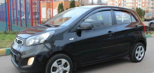 Kia Picanto II 1.2 л 85 л.с. бензин Автомат 2014 г отзыв автовладельца