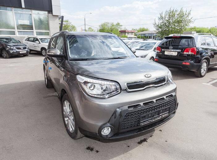 Kia Soul II 1.6 л 128 л.с. дизель автомат 2014 отзыв автовладельца