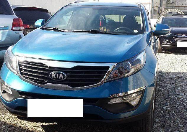 Kia Sportage III Рестайлинг 2.0 л 150 л.с. бензин 2014  отзыв автовладельца