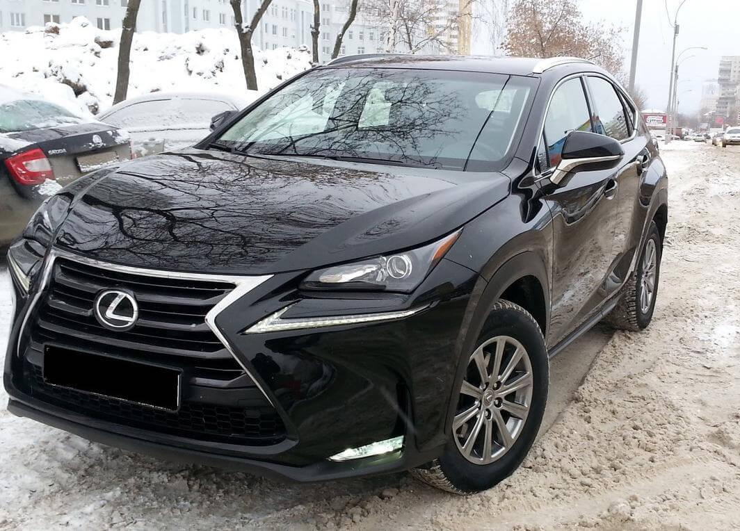 Lexus NX 2.0 л / 151 л.с. / бензин вариатор 2015 отзыв автовладельца