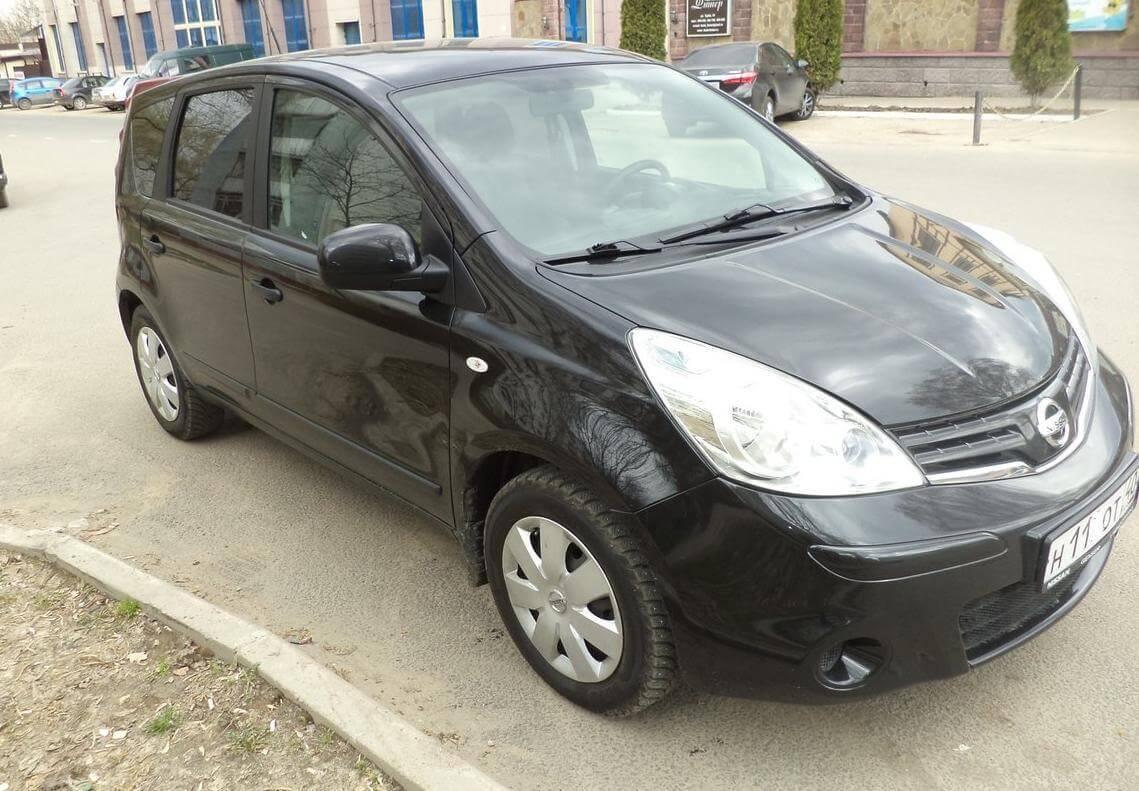 Nissan Note I 1.5 л 86 л.с. дизель механика 2012 отзыв автовладельца