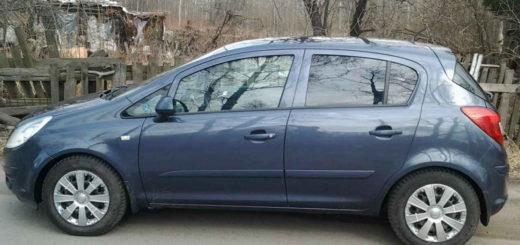 Opel Corsa D 1.2 л 80 л.с. бензин 2007 автомат отзыв автовладельца