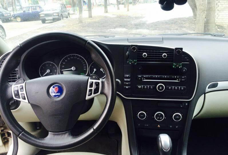 Saab 9-3 II 2.0 л 150 л.с. бензинавтомат 2009 отзыв автовладельца