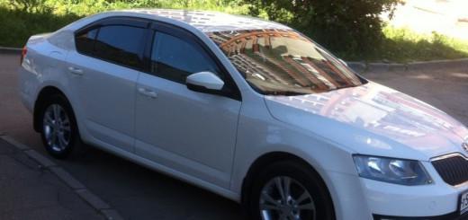 Skoda Octavia III 1.6 л 110 л.с. бензин 2013  отзыв автовладельца