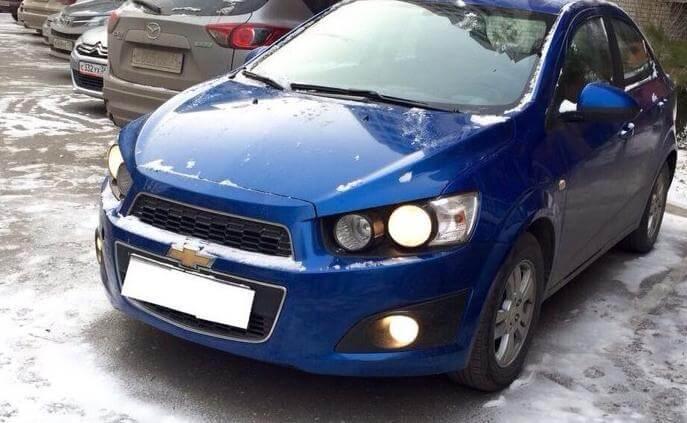 Chevrolet Aveo II механика 1.6 л 115 л.с. бензин 2013 отзыв автовладельца