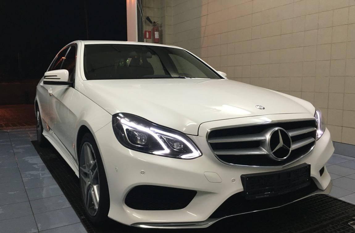 Mercedes-Benz E-klasse IV (W212, S212, C207) 2.0 л 184 л.с. бензин 2015 Автомат отзыв автовладельца