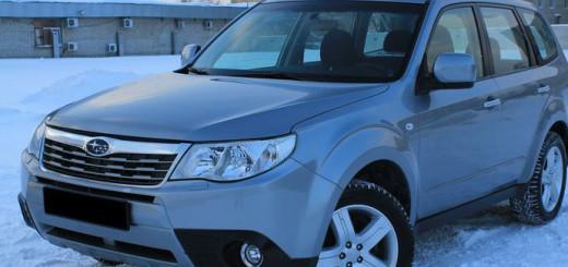 Subaru Forester III 2.5 л 173 л.с. бензин 2010 механика отзыв автовладельца