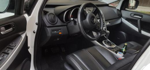 Mazda CX-7 2.3 л 238 л.с. бензин 2008 Автомат отзыв автовладельца