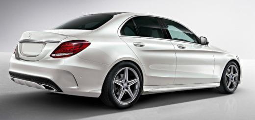 Mercedes-Benz C-класс собранные в Африке могут загореться