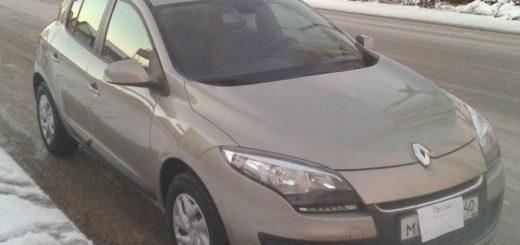 Renault Megane III 1.6 л 114 л.с. бензин 2014 Вариатор отзыв автовладельца