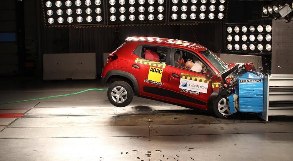 Индийские авто с позором провалили краш тесты от GLOBAL NCAP.