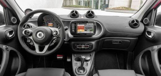 Smart будет продавать в России Brabus версии своих автомобилей.