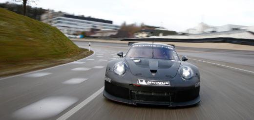 Легенда от Porsche возвращается.