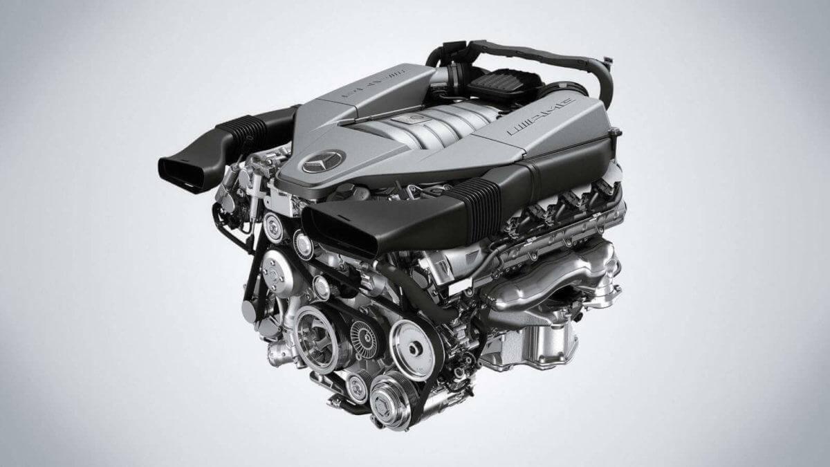 Двигатели для Mercedes-Benz будут собирать в Польше.