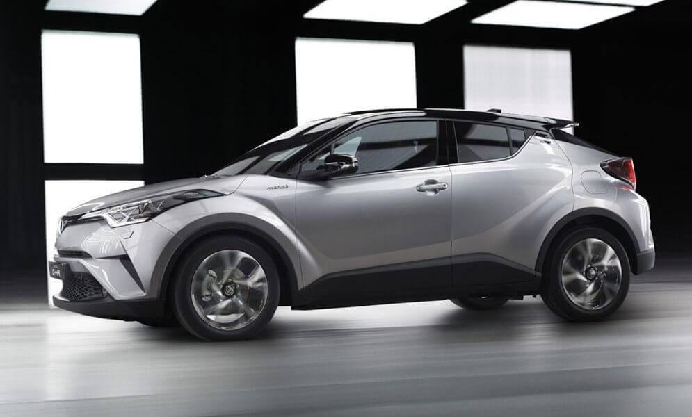 Концерн Toyota планирует создание мощной версии модели C-HR.