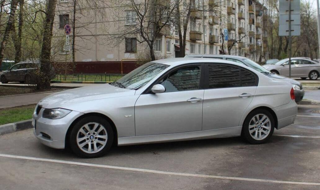 BMW 3er V (E9x) 2.0 л 150 л.с. бензин 2010 Автомат отзыв автовладельца