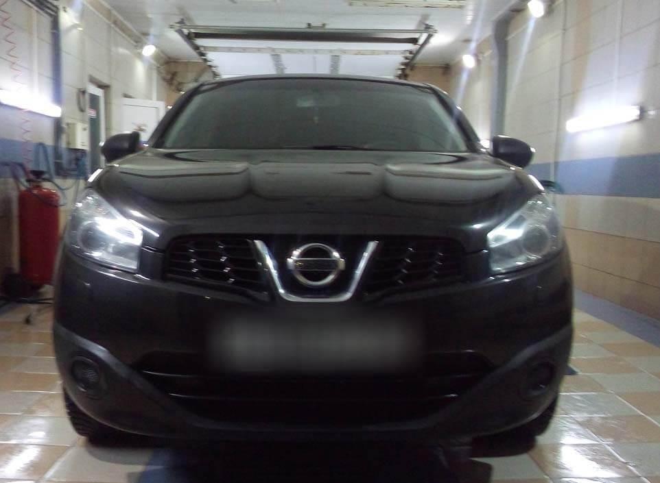Nissan Qashqai Рестайлинг 1.6 л 114 л.с. бензин 2013 Механика отзыв автовладельца