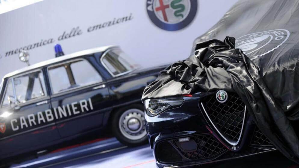 Полиция Италии станет ещё горячее