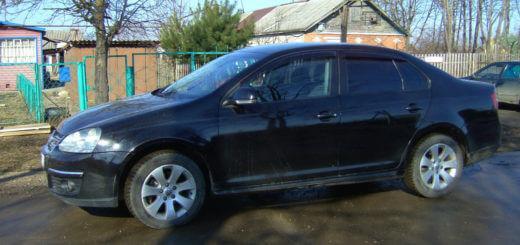 Volkswagen Jetta V 1.6 л 102 л.с. бензин 2010 Автомат отзыв автовладельца