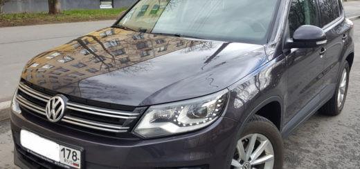 Volkswagen Tiguan I Рестайлинг 1.4 л 150 л.с. бензин 2015 Робот отзыв автовладельца